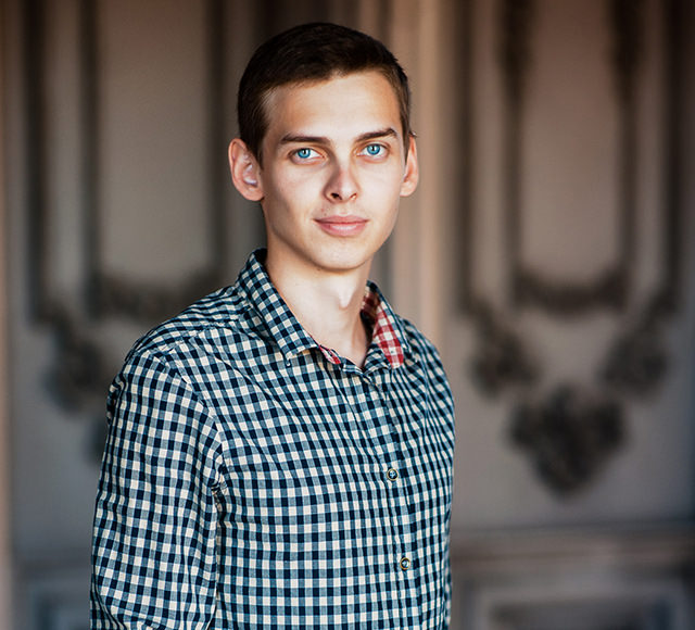 [:ru]Ростислав[:en]Rostislav[:], Head of department